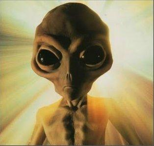 La web y los alienígenas